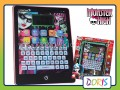 KOMPUTER KIDS PAD TABLET MONSTER FASHION WYŚWIETLACZ LCD